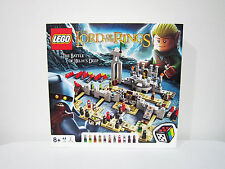 Lego 50011 Battle of Helms Deep game - Lord of the Rings