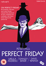 DVD:PERFECT FRIDAY - NEW Region 2 UK
