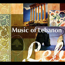 The Music of Lebanon Experience Essential Favorites