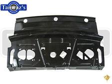 68-9 F Body Rear Speaker Package Tray Shelf Metal Panel