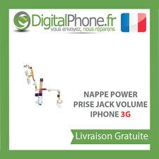 NAPPE AUDIO PRISE JACK BLANC IPHONE 3G