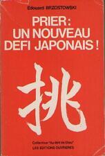 Prier : Un Nouveau Défi Japonais - Edouard Brzostowski - PRIERE KAWASAKI