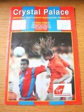 26/02/1991 membres à part entière [ ZENITH Data Systems ] région sud Cup demi-Finale: Crys