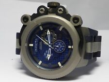 MENS INVICTA COALITION FORCES TRIGGER SWISS Chronograph Watch TITANIUM  0957