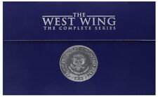 New NIP West Wing The Complete Series Collection DVD 45 Disc Set Sealed