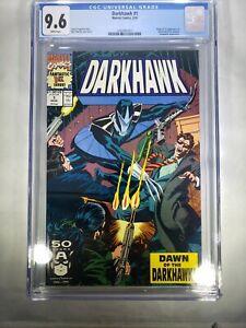 Darkhawk 1 cgc 9.6 3762461017