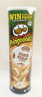 NEW Pringles Pringoooals 2020 Doner Kebab Flavor Limited Edition Tube