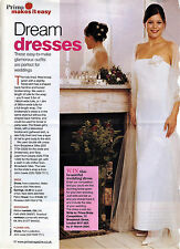STRAPLESS WEDDING DRESS EVENING GOWN PROM Prima Sewing Pattern 10 12 14 16 18 20