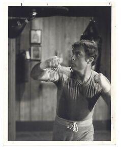 Robert Conrad NBC 1979 The Duke Original 7x9 Boxing