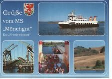 AK MS Mönchgut Mehrbildkarte ( B 6518-20 )