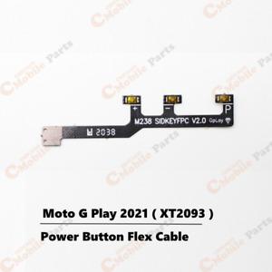 Motorola Moto G Play 2021 Power Button Flex Cable ( XT2093 )