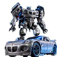 AOYI Transformation LS-18 LS18 Jazz MPM09 MPM-09 Racing Car Robot Action Figure