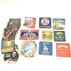 Beer Bar Cardboard Fun Coasters Mix Lot Of 49 Red Sox Sea Dog Man Cave
