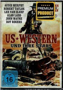 US Western und ihre Stars (6 DVDs) 16 Filme - NEU & OVP