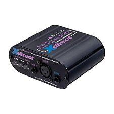 ART XDirect DI Professional Active Direct Box for liver Sound or Studio