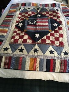 Patchwork Quilt USA