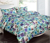 Surfs Up Duvet | Doona Quilt Cover Set | Surf Boards | Beach Fun | Palm Trees