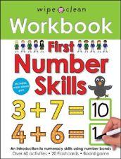 First Number Skills (Wipe Clean Workbooks), Excellent Books