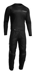Thor MX Sector Minimal Jersey & Pant Combo Set ATV Motocross Offroad Riding Gear