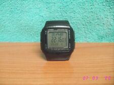 Reloj digital CASIO DB-36 modulo 2515 DATA BANK TELEMEMO 30 clock Wristwatch.