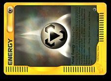 POKEMON EXPED ENG RARE N° 159/165 METAL ENERGY