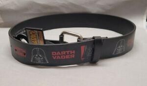Disney Star Wars - Darth Vader Belt - Youth Size Medium/Large
