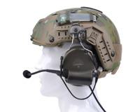 Z-Tactical Comtac II Headset with Helmet Rail Adapter Kit- FG Green (ZTAC Z031)