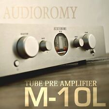 AUDIOROMY M-10L MM PHONO High End 6N8P Vacuum Tube Pre-Amplifier N Turntable US