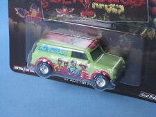 Hotwheels Austin Mini Van Beatles Sgt Pepper USA issue dans BP 65 mm