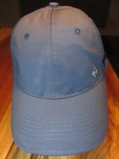 Outdoor Research Mens Hiking Baseball Cap, Hat, Blue, One Size Stretch, EUC