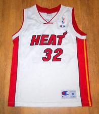 Champion Miami Heat 'o' Neal' #32 Chaleco Jersey (M Edad 9/10)
