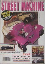 Street Machine Magazine October 1989 Vol.11 No.6