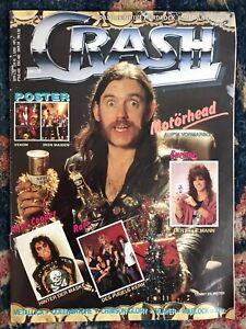 Metal Hammer/Crash Magazine (German Version) Judas Priest Accept Heavy Metal