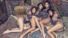 Music Sistar Hyolyn Bora Soyou Dasom  Silk Poster/Wallpaper 24 X 13 inches