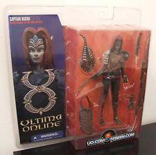 "2002 Mcfarlane Toys Ultima Online Captain Dasha 6"" Action Figure Free Shipping"