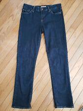 Tommy Hilfiger Dark Wash Denim Classic Straight Women's Jeans Size 4S