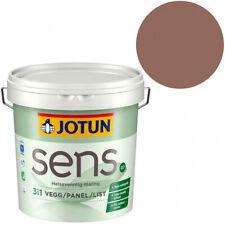 "Jotun ""20144 Grounded Red"" SENS 3l - Skandinavische Farbe (vgl. Lady)"