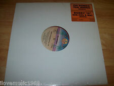 "MINT RARE NEW Oh Romeo/Bobby O 12"" IMPORT These Memories/She Has A Way REMIXES"