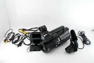 Sony DSR-PD170 Professional DVCAM Digital Camcorder 3CCD【Exc+2】From Japan #134