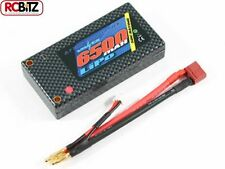 VOLTZ 6500mah HARD Case 3.7V 50C LiPo Stick Pack Battery VZ0302 RC UK rcBitz