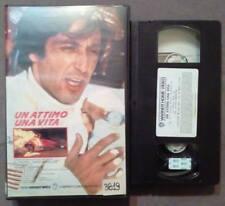 VHS FILM Ita Drammatico UN ATTIMO UNA VITA al pacino warner ex nolo no dvd(VH54)