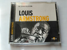 CD LOUIS ARMSTRONG - THE SILVER COLLECTION - ALTAYA 2001 VG+