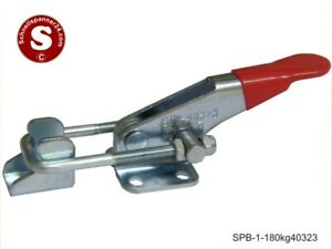 Bügelspanner / Verschlußspanner - Haltekraft: 180 kg