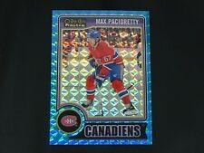2014-15 O-Pee-Chee OPC Platinum BLUE CUBES #75 Max Pacioretty Montreal / 65