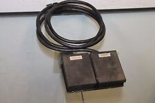 Omega Precision Timer II Dual Pedal Foot Switch 461-054