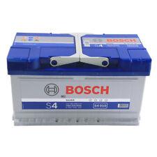 S4010 S4 110 Car Battery 4 Years Warranty 80Ah 720cca 12V Electrical By Bosch