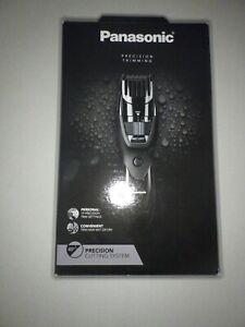 Panasonic Cordless Men's Beard Trimmer With Precision Dial, Adjustable 19 Length