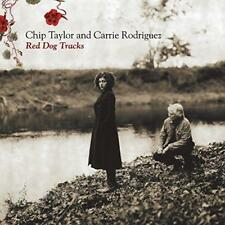 Red Dog Tracks - 10th Anniversary Edition Chip Taylor & Carrie 0670501005325