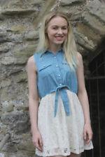 Lace Regular Collar Dresses for Women