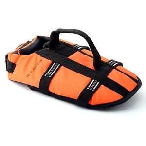 DAZONE Dog Life Jackets Adjustable Belt Pet Swimming Safety Swimsuit Lifejacket